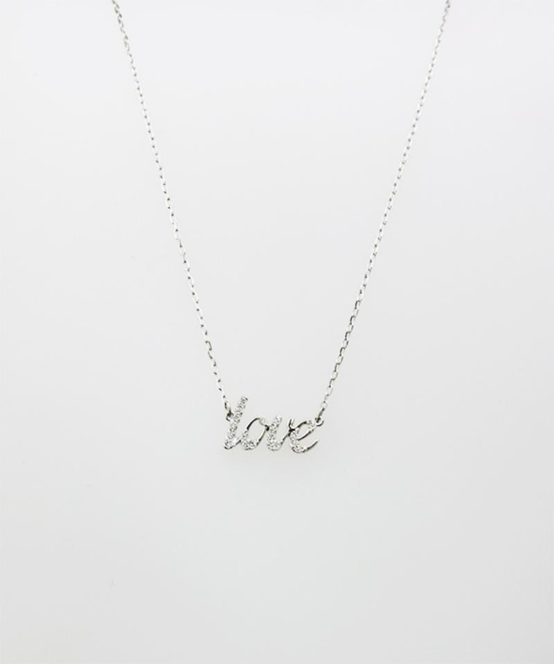 "Collana-Swarovski-Emotion-""Love""-Necklace-5093577"