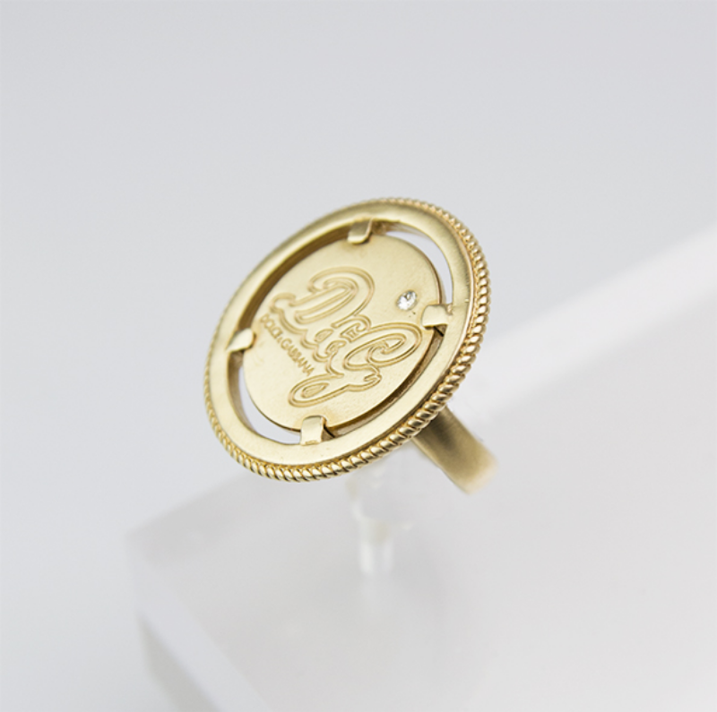 Ring-Dolce-and-Gabbana-Token-DJ0629-DJ0630